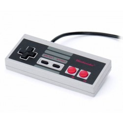 Manette officielle NES (Nintendo Entertainement system)