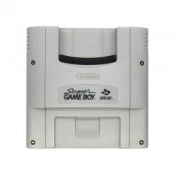 Super GameBoy - Adaptateur jeux Gameboy pour Super Nintendo