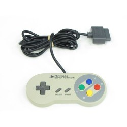 Manette Super Famicom - 100% officielle