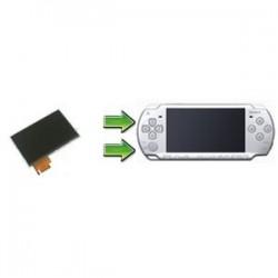 Réparation écran LCD PSP 2000