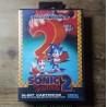 Sonic 2 - En boite, sans notice
