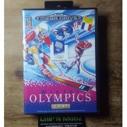 Winter Olympics - Complet - Bon état