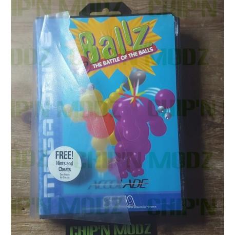 Ballz - Sans notice - Boite Abimée