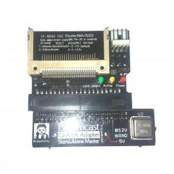 PCB G1-ATA assemblé - Avec lecteur CF