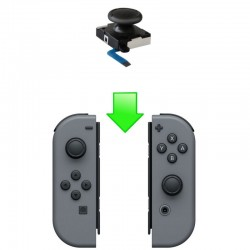 Réparation Joystick Joy-con