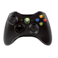 Manette Xbox 360 sans fil Noire - Occasion
