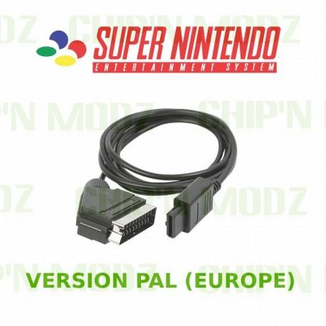 Câble RGB Gamecube