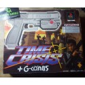 "Gun G-Con 45 + jeu ""Time Crisis: Project Titan"""