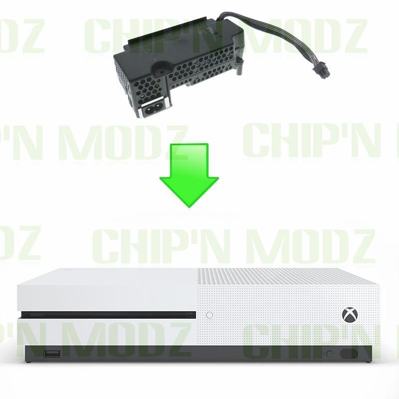 Réparation alimentation Xbox One S