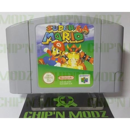 Mario 64 - En loose - Version Française (PAL)