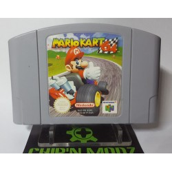 Mario Kart 64 - Bon état- En loose - Version PAL