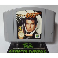Goldeneye 007 - En loose - Nintendo 64, Version PAL - Bon état