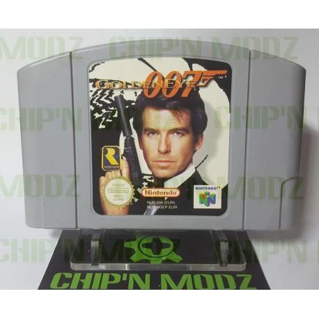 Goldeneye 007 - En loose - Nintendo 64, Version PAL - Bon état