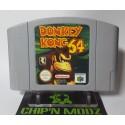 Donkey Kong 64 - En loose - Nintendo 64, Version Française (PAL) - Bon état