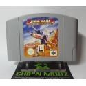 Star Wars: Rogue Squadron- En loose - Nintendo 64, Version Française (PAL) - Bon état