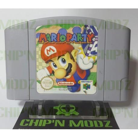 Mario Party - En loose - Nintendo 64, Version Française (PAL) - Bon état