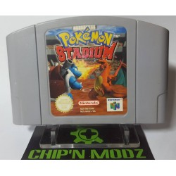 Pokémon Stadium - En loose - Version Française (PAL) - Bon état
