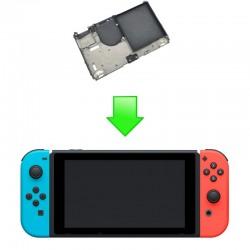Réparation châssis Nintendo Switch