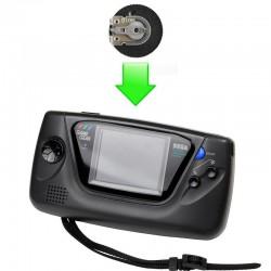 Réparation molette contraste Gamegear (potentiomètre)