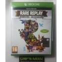 Rare Replay - Xbox One - Neuf, sous blister - Boite en Italien, jeu en VF