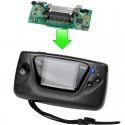 Remplacement carte mère / écran Sega Gamegear
