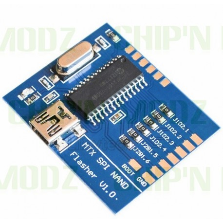 Matrix Nand Programmer - Module USB dump Nand Xbox 360