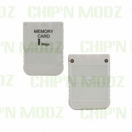 Carte mémoire 1MB - Non Officielle