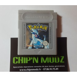 Pokemon Argent - En Loose, VF - GameBoyColor