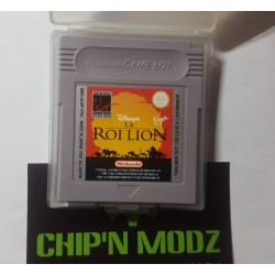 Le Roi Lion - En Loose, VF - GameBoy
