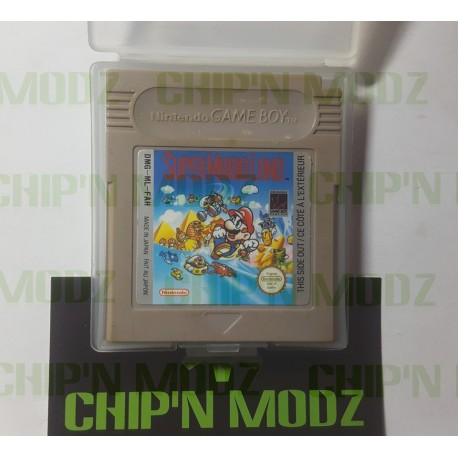 Super Mario Land - Gameboy - En loose + Notice