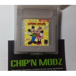 Mickey Mouse - En loose - GameBoy Classique