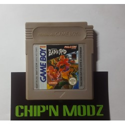 Bad N Rad - En Loose, FAH - GameBoy