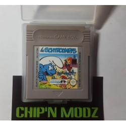 Les Schtroumpfs - En Loose, FAH - GameBoy