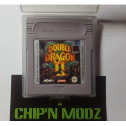 Double Dragon II - En Loose, FAH - GameBoy