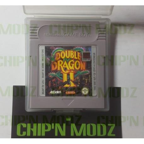 Double Dragon II - En Loose, FAH - GameBoy