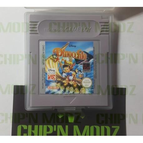 Pinocchio - En Loose, EUR - GameBoy