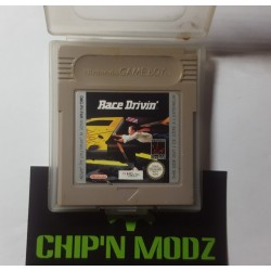Race Drivin' - En Loose, FAH - GameBoy