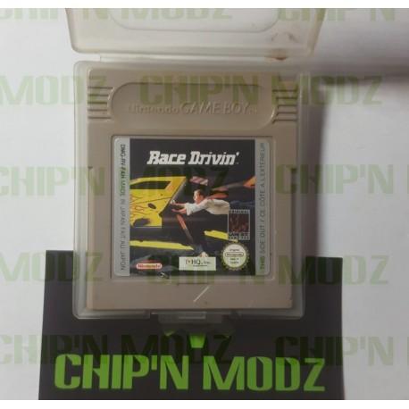 Race Drivin' - En Loose, FAH - GameBoy
