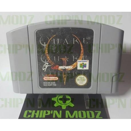 Quake 64 - En loose - Version FRA