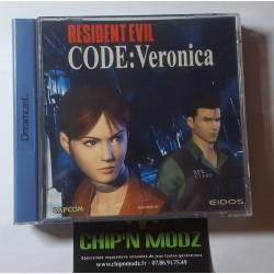 Resident Evil: Code Veronica - PAL FR - Dreamcast