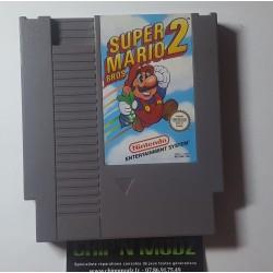 Super Mario Bros 2 - NES (PAL) - En loose - Bon état