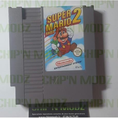 Super Mario Bros 2 - NES - En loose - Bon état