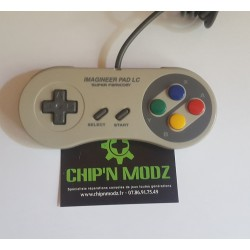 Imagineer Pad LC - Super Famicom - Manette sous license Nintendo