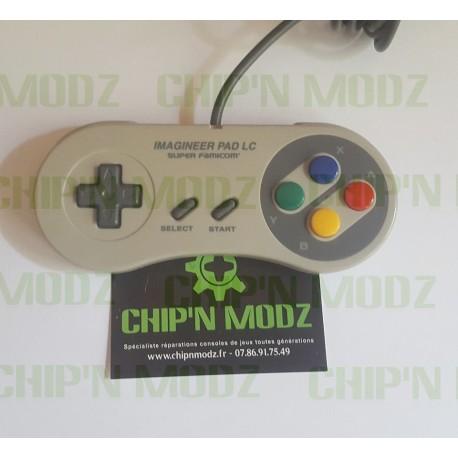 Imagineer Pad LC - Super Famicom - Manette sous license Nintendo