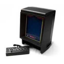 console MB Vectrex + 4 jeux (PAL)