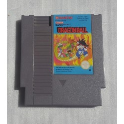 Dragon Ball - NES (PAL) - En loose - Version Française (FRA) - Bon état