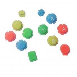 Kit boutons couleurs Joy-con Gauche et Droit