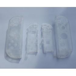 """Coques transparentes (""""Clear) - Joy-Con Gauche & Droit"""