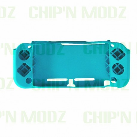Protection silicone Switch Lite - Bleu