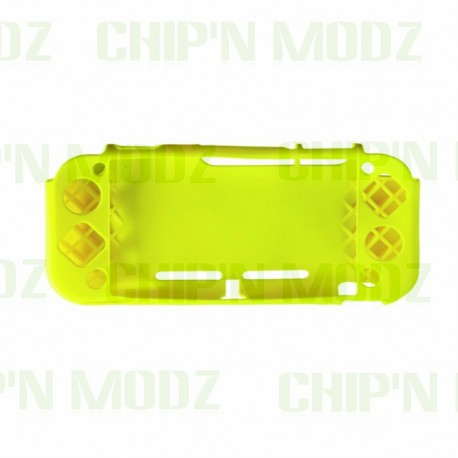 Protection silicone Switch Lite - Jaune